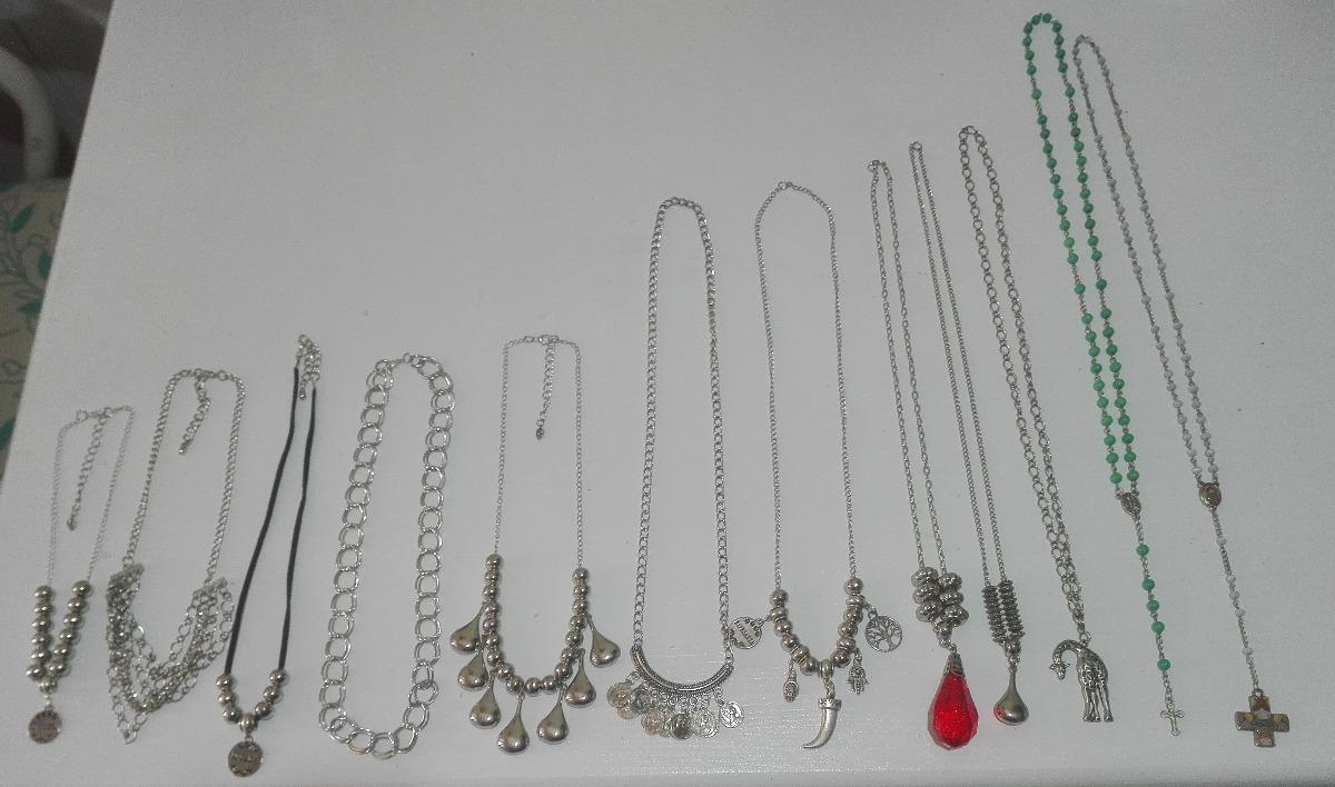 48a9d6999946 lote x 12 collares artesanales bijouterie por mayor. Cargando zoom.