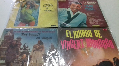 lote x 18 discos vinilos instrumental classical orquesta ver