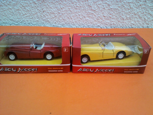 lote x 2 alloy model jaguar