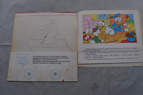 lote x 2 juguete papel walt disney edukit libro a eleccion
