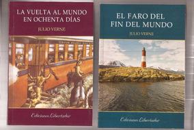9951a52a5c4 Lote Libros Julio Verne - Libros, Revistas y Comics en Mercado Libre  Argentina