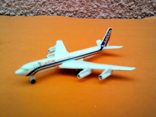lote x 3 aviones schabak lan chile germany 737 707 767