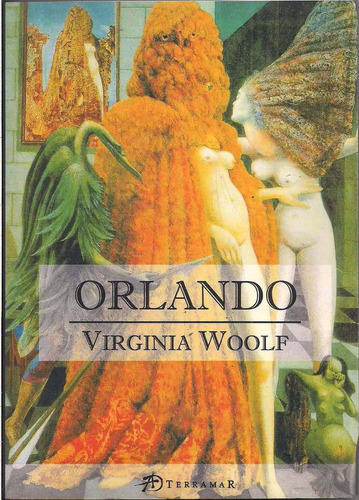 lote x 3 virginia woolf las olas - orlando - señora dalloway