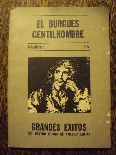 lote x2 moliere. el burgues gentilhombre, el avaro tartufo