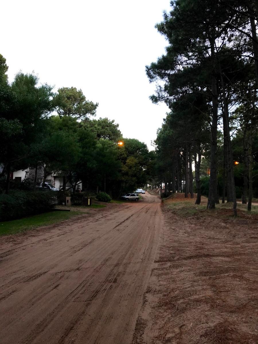 lote y terreno pinamar zona tridente iv - dueño vende