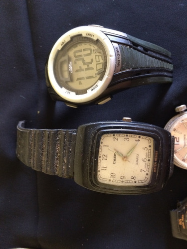 lote10 relógios de pulso feminino é masculinos
