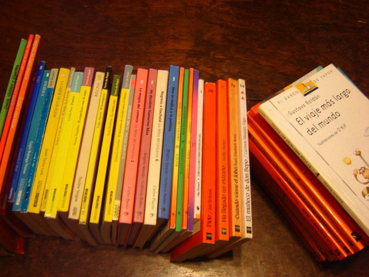 libros infantiles norma