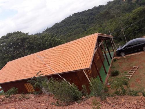 loteamento fechado chácara com terreno de 1.000 m².