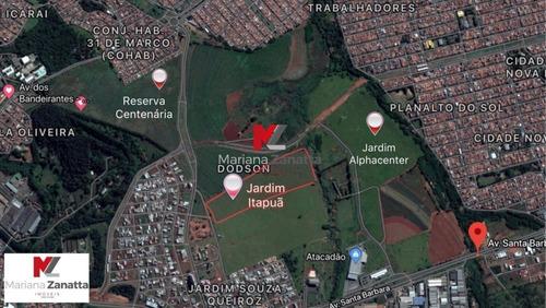 loteamento jardim itapuã - lote a venda no bairro souza queiroz - santa bárbara d'oeste, sp - lt47665