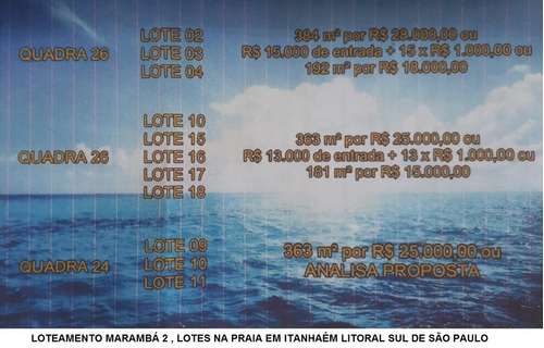 loteamento marambá 2