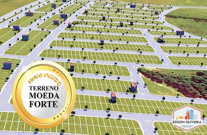 loteamento parque vista bárbara sorocaba sp - lotes de 154 m