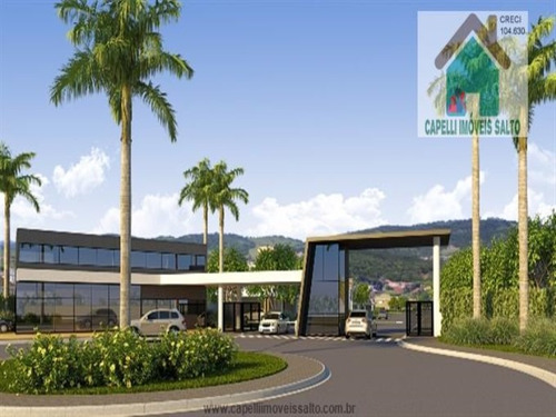 loteamento residencial fechado reserva saint paul em itu sp - lot-005 - 3108564