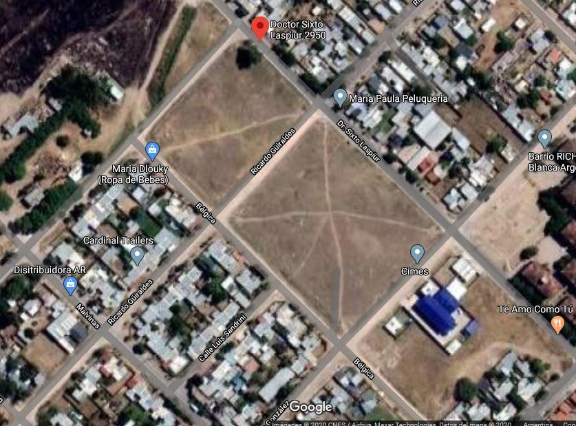 loteo barrio mara - sixto laspiur 2900 - lotes hasta 600 mts