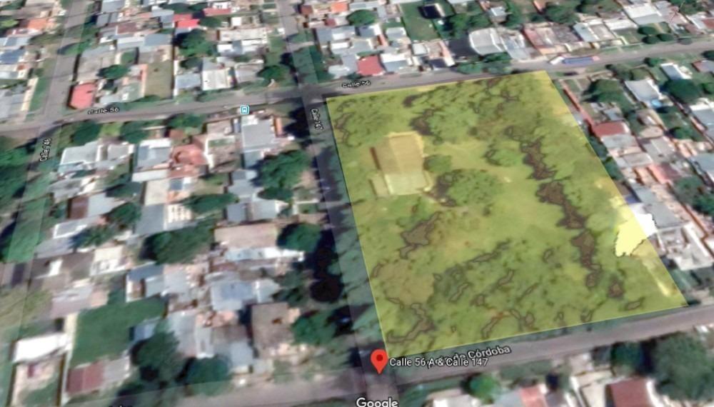 loteo hudson / terreno financiación en pesos - berazategui