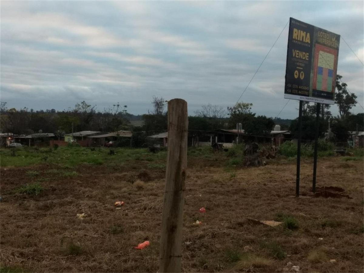 loteo las perdices en venta - terreno 11 x 40 mts