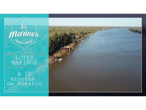 loteo los marinos lotes al rio