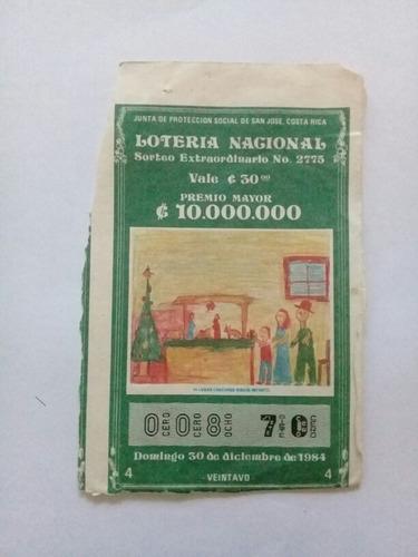 lotería antigua de costa rica, rema
