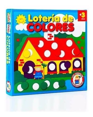 loteria de colores don rastrillo ruibal mundo manias