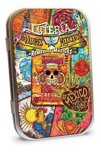 loteria de valores mexicanos nueva edición
