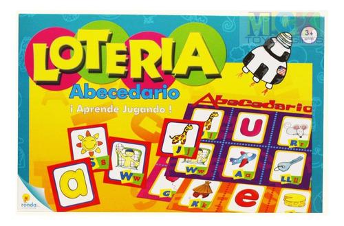lotería diversión niños marca ronda 60213 juego de mesa niño