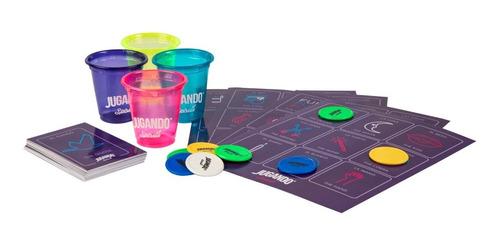 loteria jugando spirits - juego de shots para tequila