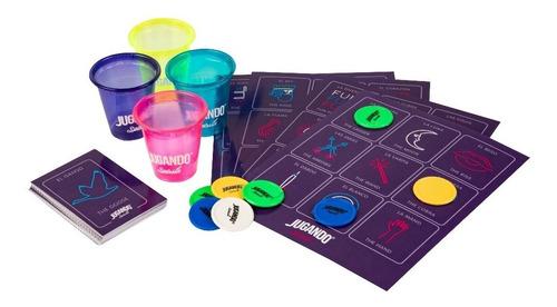 loteria jugando spirits - juego de shots y retos para beber