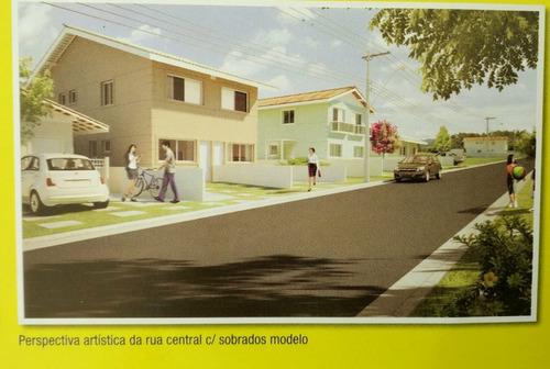 lotes 125 m2- 204 meses para pagar-pronto p/ construir
