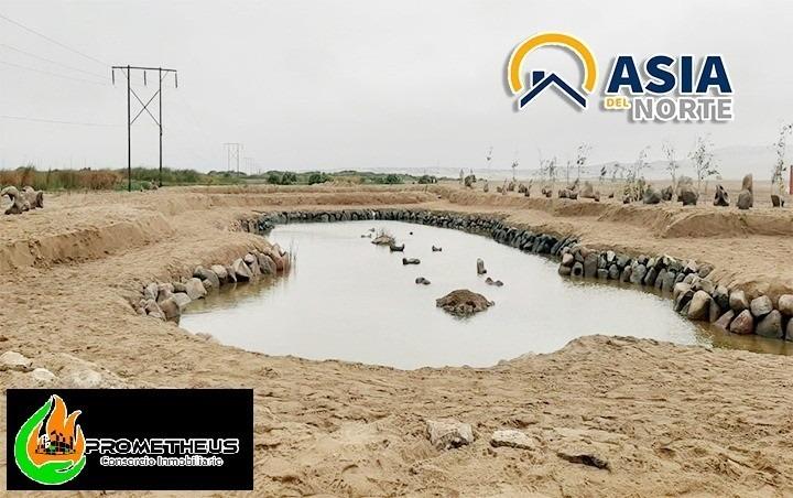 lotes 200 metros nuevo chimbote condominio asia del norte