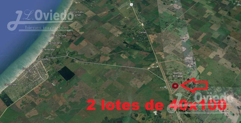 lotes 4000 mts  en mar del plata financiados***
