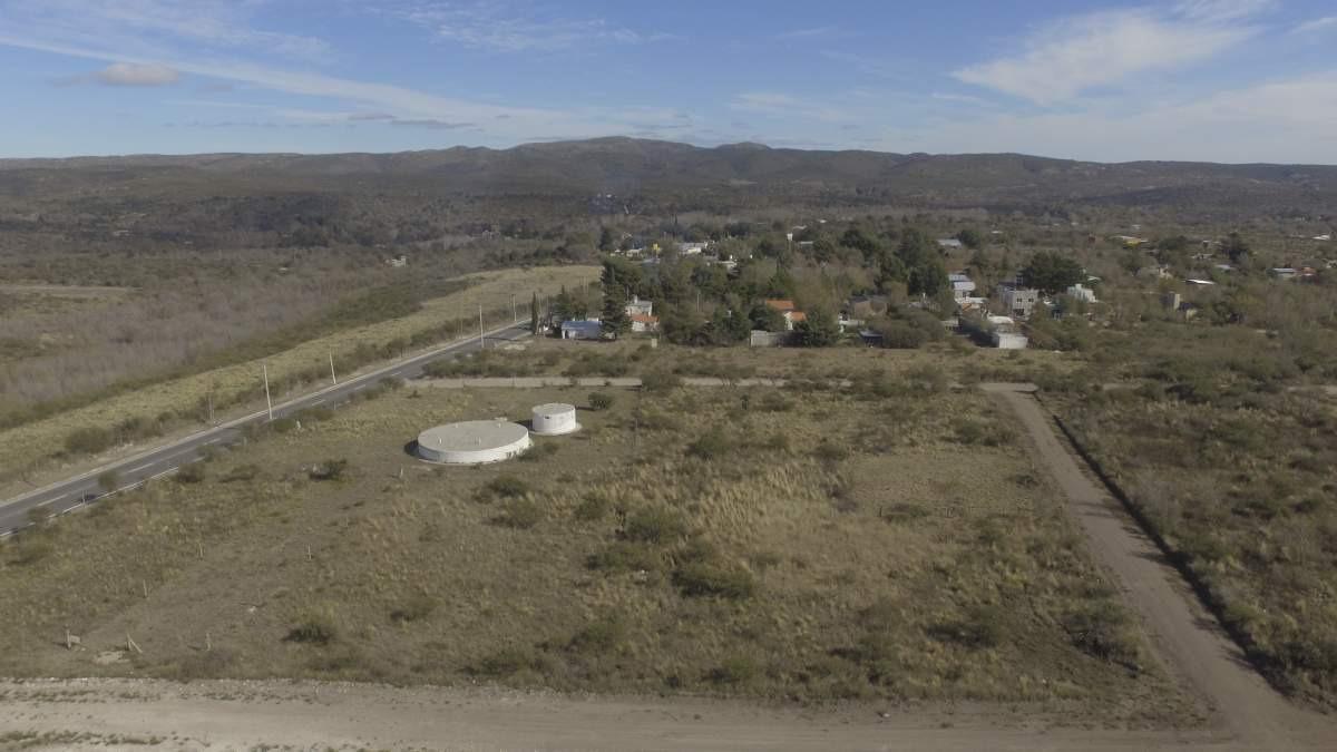 lotes a 2 cuadras de ruta 38 en 60 cuotas fijas en san esteban