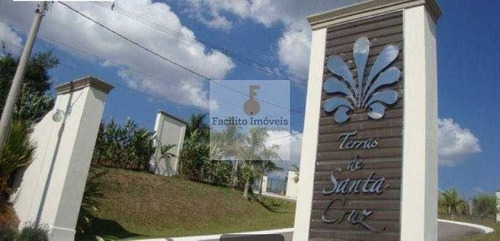 lotes a venda no condomínio terras de santa cruz bragança paulista  sp - 1541
