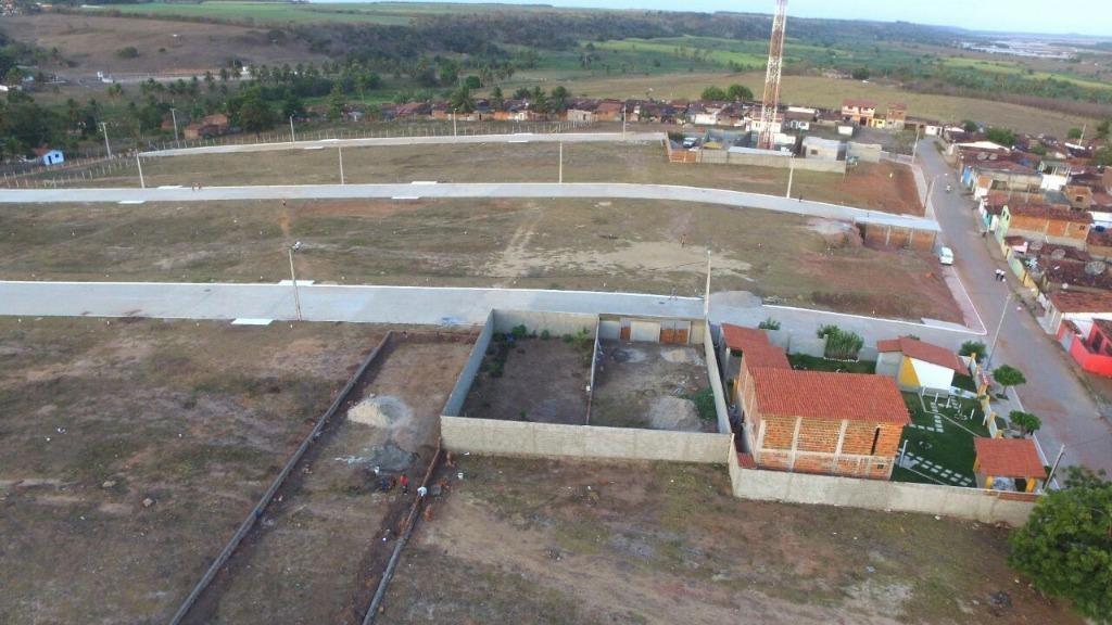 lotes a venda no loteamento villa dos ipês em canguaretama. prontos para construir, px ao centro da cidade, há 15min da praia - te0861