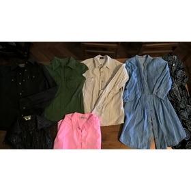 Lotes, Camisas Jean,lino, Buzos Lana Hilo Etc. Liquido!!!!!!
