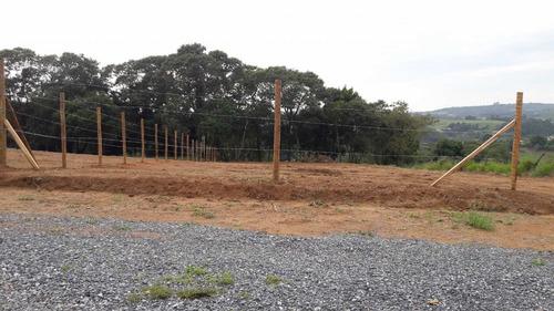 lotes comerciais c/ infraestrutura 500 m2 livres p construir