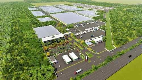 lotes comerciales e industriales en central business park