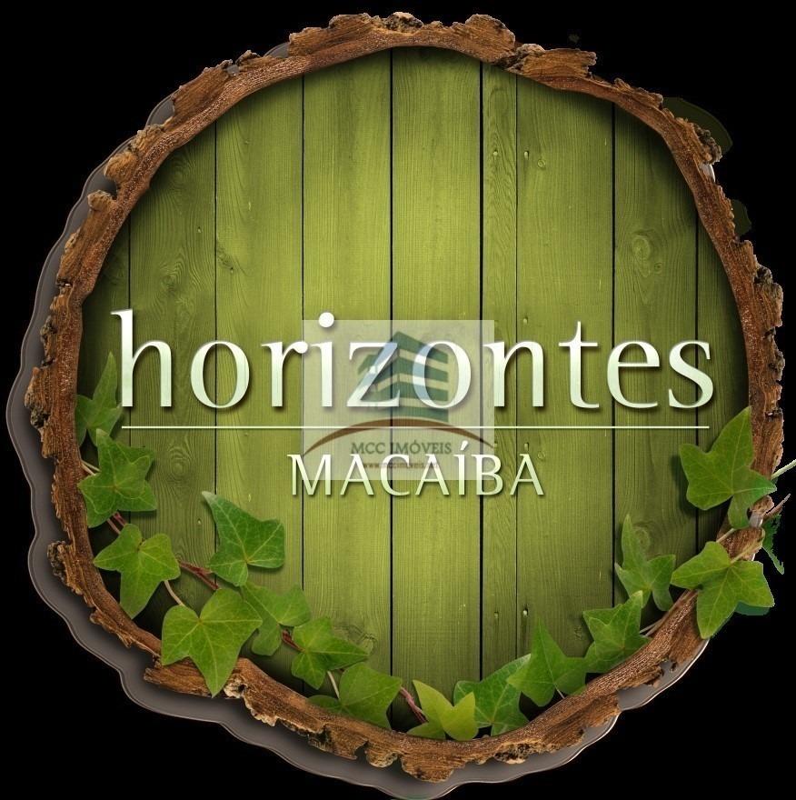lotes condomínio horizontes em macaíba