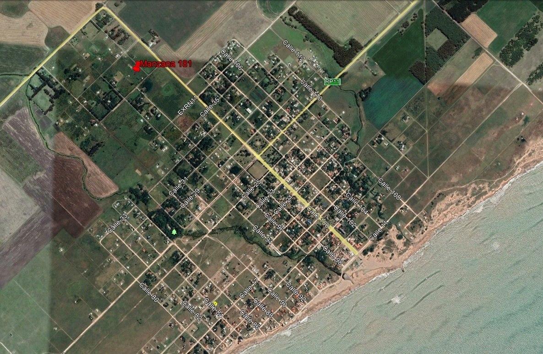 lotes costa atlantica mar del sur a metros de la 100