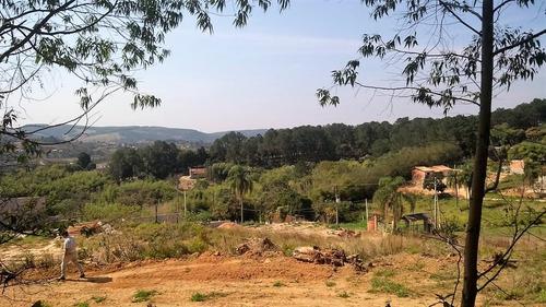 lotes de 1.000 m², excelente topografia e bela vista !!
