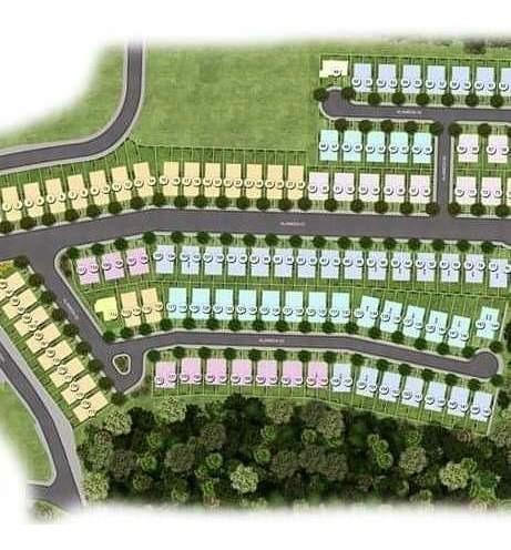 lotes de 125 m² a 300m²