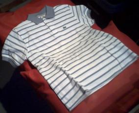 a82b52664 Camisa Blanca Lacoste Manga Larga Camisas Chombas Blusas - Ropa y Accesorios  en Mercado Libre Argentina