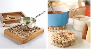 lotes de corchos usados naturales por kilo