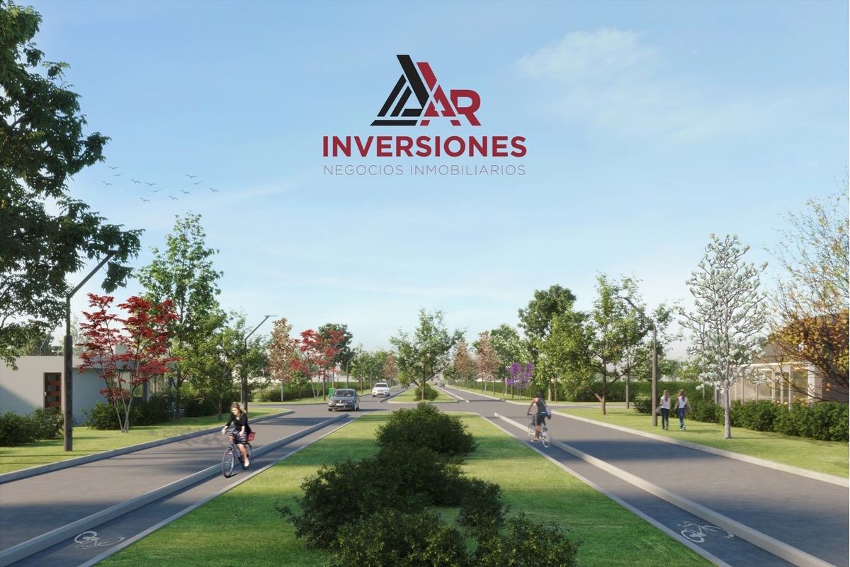 lotes de inversion en pueblo esther - 15 minutos por autopista - servicios completos y planes de financiacion en pesos