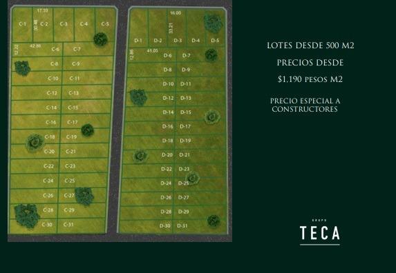 lotes de inversion en venta en dzitya folio mtv-140