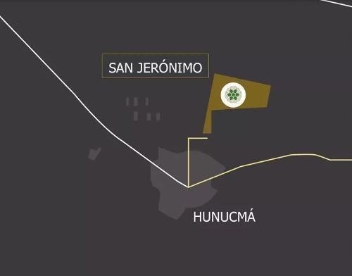 lotes de inversión san jerónimo yucatán