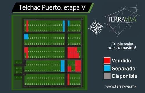 lotes de inversión terraviva telchac