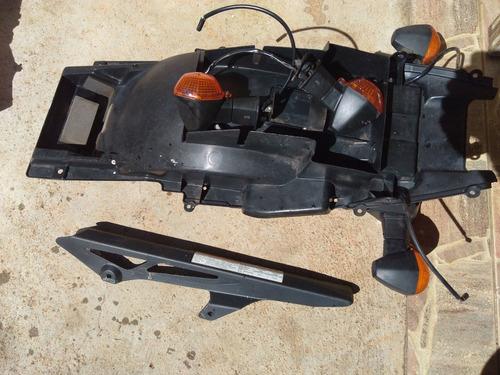 lotes de peças/coletor cbx 750