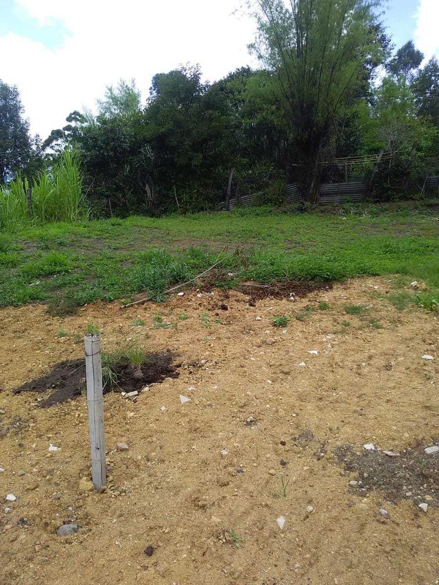lotes de tierra con servicio de agua y alcantarillado