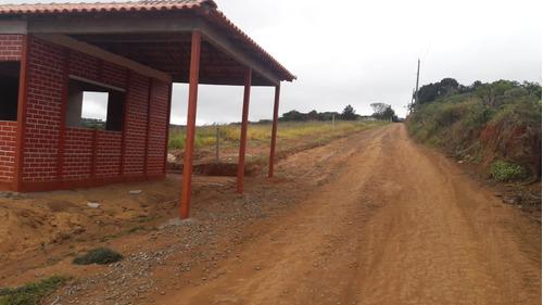 lotes demarcados no acesso da represa 500 m2 livres visite j