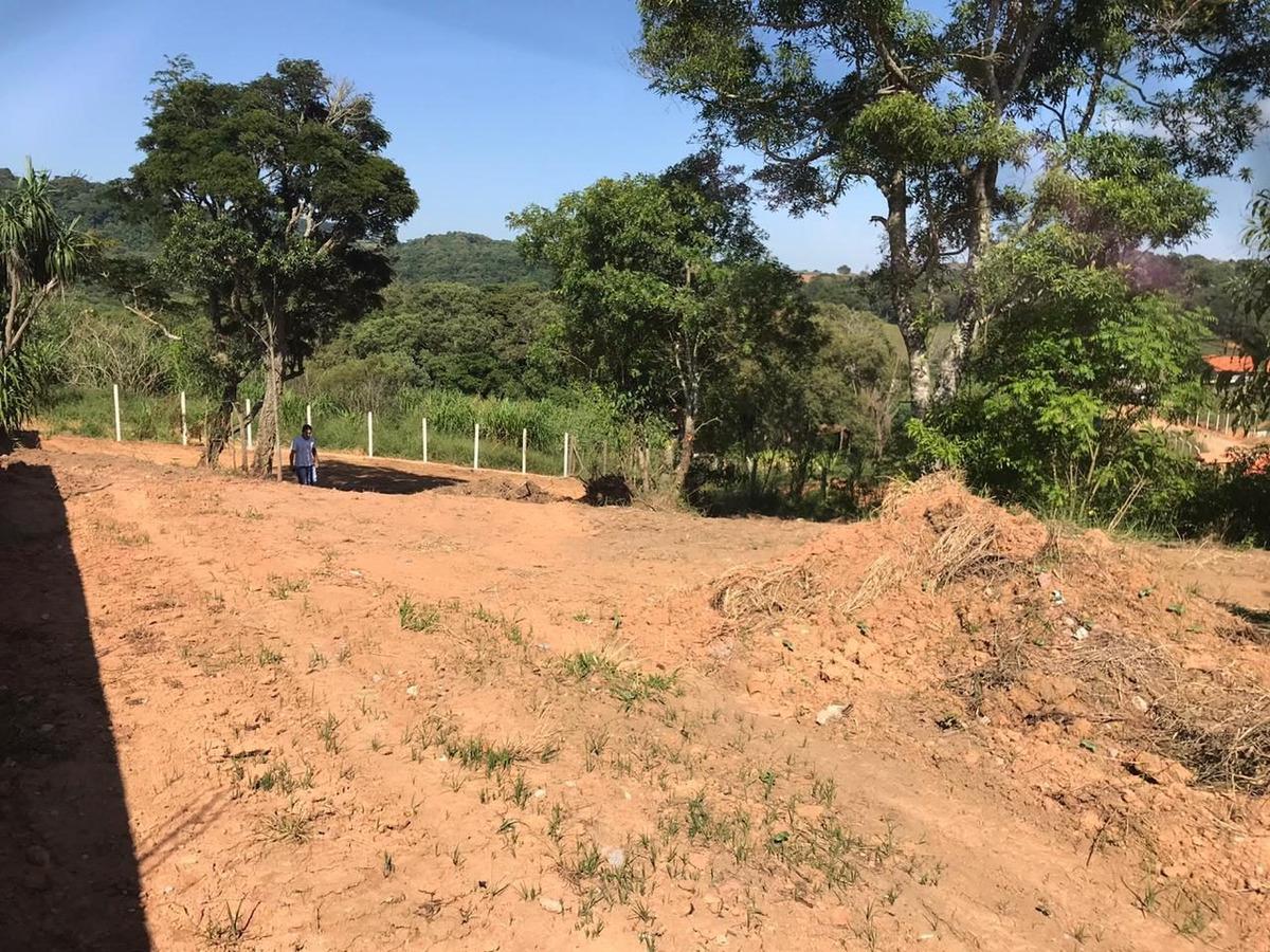 lotes em ibiúna apenas 9km do centro, pronto p/ construir jb