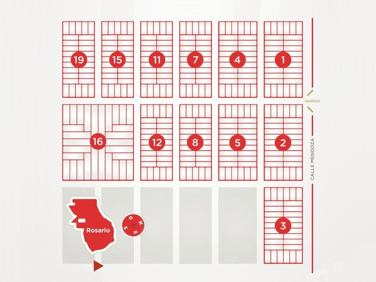 lotes en barrio tango - f canaro al 8900